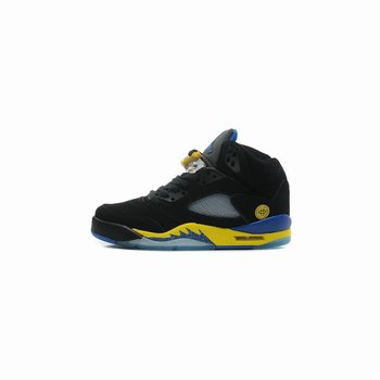 premium selection c87ba 9e39c 136027-089 Air Jordan 5 Black Laney (Women Men Gs Girls)