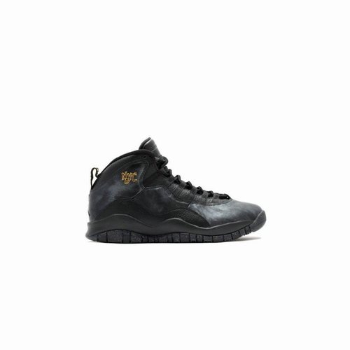 info for a883f 4953a Authentic Air Jordan 10 Retro Black Dark Grey-Metallic Gold (NYC) Men Shoes  310805-012, Air Jordan 14, Jordan 14 Shoes For Sale